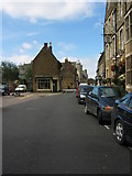 SP8699 : High Street East, Uppingham by Kate Jewell