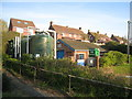 SU5149 : Overton Waterworks by Sandy B