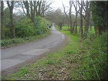 TQ1461 : Stokes Heath Road North by David Howard
