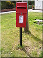 TM4459 : Aldeburgh Road Postbox by Adrian Cable