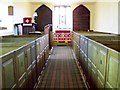SD1095 : Interior, St John's Church by Maigheach-gheal
