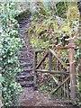 SD3891 : Gate by Burrow Beck by Maigheach-gheal