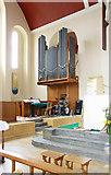 TQ1372 : St Augustine of Canterbury, Hospital Bridge Road, Whitten, London TW2 6DE - Organ by John Salmon