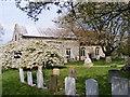 TM2665 : All Saints Church, Saxtead by Adrian Cable
