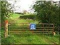 TA1735 : The Footpath up Roe Hill to Old Ellerby by Andy Beecroft