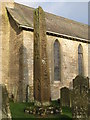 NY5674 : The 7th C Bewcastle Cross (2) by Mike Quinn
