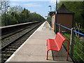 TQ0287 : Denham Golf Club railway station by Nigel Cox