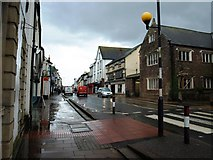ST0207 : Fore Street, Cullompton by David Gearing