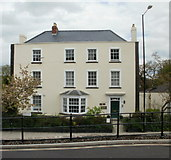 ST5393 : Boscobel House Dental Surgery, Chepstow by Jaggery