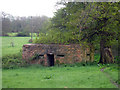 TQ4518 : Pillbox near River Uck by Oast House Archive