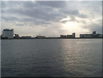 NT2677 : New flats at Port of Leith by Stephen Sweeney