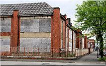 J3574 : Former Rupert Stanley College, Belfast by Albert Bridge