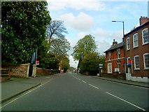 SK3436 : Ashbourne Road, Derby by Andrew Abbott