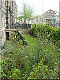 NT2674 : Tenements from the corner of Gayfield Place by kim traynor