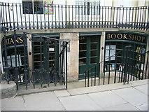 NT2674 : MacNaughtan's Bookshop, Leith Walk by kim traynor