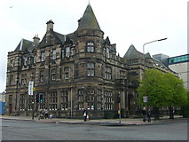 NT2674 : McDonald Road Library, Leith Walk by kim traynor