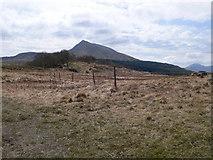 SH7357 : View to Moel Siabod by Eirian Evans