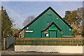 TQ2355 : Tadworth Village Hall by Ian Capper