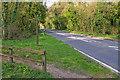 TQ2354 : Dorking Road by Ian Capper