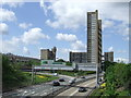 TQ3881 : Balfron Tower by Malc McDonald
