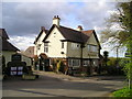 SP6989 : The Black Horse Pub, Foxton by canalandriversidepubs co uk