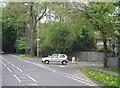 TQ5130 : Church Rd off the A26 by N Chadwick