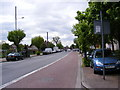 TQ4785 : A124 Wood Lane, Becontree by Adrian Cable