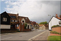 SP7006 : Bell Lane, Thame by Roger Davies
