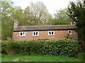 SU8936 : Hindhead Youth Hostel - front view by Peter S