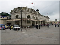 ST1875 : Cardiff Central Station by Tim Marshall