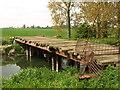 TA0653 : Blocked Bridge North of Corpslanding by Andy Beecroft