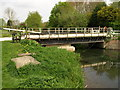 TA0753 : The Driffield Canal Swing Bridge at Brigham by Andy Beecroft
