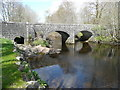 NM8162 : Bridge over Strontian River by Russel Wills