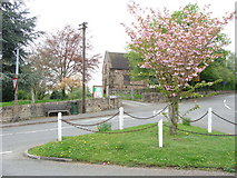 SK3739 : Road junction, Breadsall by Ruth Sharville