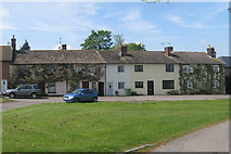 TQ9854 : Terraced Cottages at Throwley by Oast House Archive