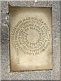 TQ3279 : Inscription in Angel Place (4) by Stephen Craven