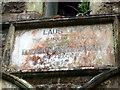 SM9732 : Dedication plaque, Barham School by ceridwen