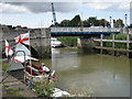 TR3358 : Former Toll Bridge by Oast House Archive