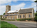 TF6211 : The church of SS Peter and Paul in Watlington by Evelyn Simak