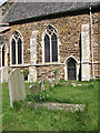 TF6211 : The church of SS Peter and Paul in Watlington - churchyard by Evelyn Simak