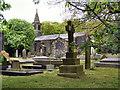 SD7410 : Christ's Church, Harwood by David Dixon