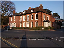 SP2871 : Cumnor House and Little Cumnor, Abbey Hill, Kenilworth by John Brightley