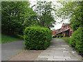 TQ4479 : Mallard Path, Plumstead by Stephen Craven