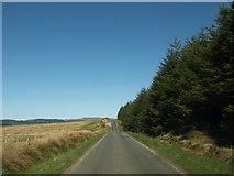 NR8460 : B8001 on Kintyre by Andrew Abbott
