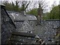 SM9732 : Barham School, roofscape by ceridwen
