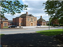 SP0583 : King Edward VI School by Gordon Griffiths