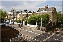 TQ1977 : Grove Park Terrace by Martin Addison
