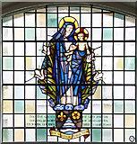 TQ2882 : St Marylebone, Marylebone Road, W1 - Window by John Salmon