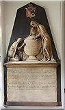 TQ2882 : St Marylebone, Marylebone Road, W1 - Wall monument by John Salmon