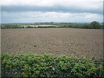O0158 : Landscape, Co Meath by C O'Flanagan
